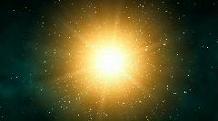 Galaxy Sunshine (24fps) - stock footage