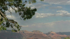 Grand Canyon from South Rim 11 Stock Footage