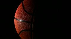 Basketball earth loop - HD Stock Footage