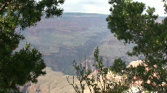 Grand Canyon from South Rim 7 Stock Footage