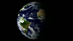 Planet earth loop - HD  Stock Footage