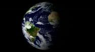Stock Video Footage of Planet earth loop - HD