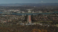 Canberra 09 Stock Footage