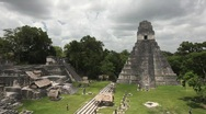 Stock Video Footage of Tikal, Guatemala_08