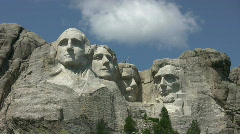 Mount Rushmore 3 Stock Footage