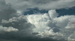 Cloud Outburst Stock Footage