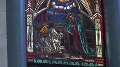 Poerto Princesa church 9 Stock Footage