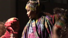 Philippino culture dancing 13 Stock Footage
