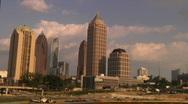 Atlanta Time lapse Stock Footage