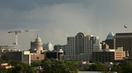 Stock Video Footage of Downtown Austin, Texas