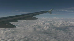 Jet Wing Stock Footage