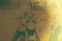 Amateur motorcycle bike stunts and tricks V.1 - Vintage Super8 Film Stock Footage