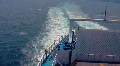Ferry Moving  1 Timelapse HD Footage