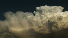 Storm Clouds Brewing (Time-lapse HD) - stock footage