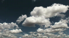 Drifting Clouds Stock Footage
