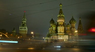Stock Video Footage of Moscow, Red Square