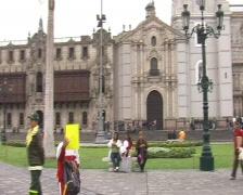 Lima - stock footage