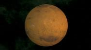 Mars Stock Footage