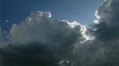 Raincloud 6 - stock footage