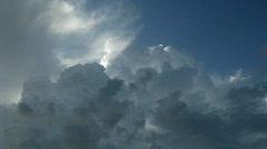 Raincloud 7 - stock footage