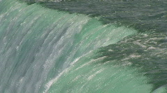 Falling water Stock Footage