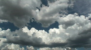 Cloud Merger Stock Footage
