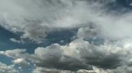 Cloud Crossing Stock Footage