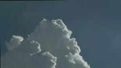 Monsoon Cloud Stew 2 Stock Footage