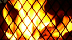 FIRE PIT BG HD1080 - 3 Stock Footage