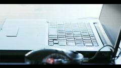 Laptop Stock Footage