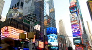 NYC Times Square 05 Stock Footage