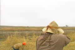 Pheasant Hunting 06 Stock Footage