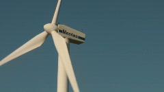 Windmill at Crete - stock footage