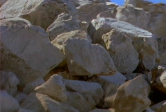 Landslide 02 Stock Footage