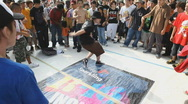 Stock Video Footage of Japanese youth break dancing in Tokyo