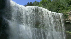 Websters Falls Stock Footage