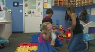 Stock Video Footage of Childcare Nursery