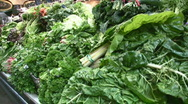 Stock Video Footage of Vegetable Market