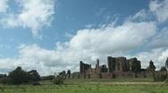 Stock Video Footage of Kenilworth Castle