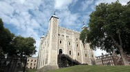 Stock Video Footage of Tower of London
