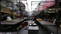 Pat Pong Market, Bangkok, Thailand Stock Footage