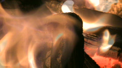 Camp Fire CR Stock Footage
