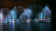 Fountains Stock Footage