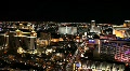 Las Vegas Strip at Night – Time Lapse HD Footage