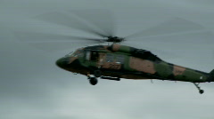 Blackhawk - stock footage