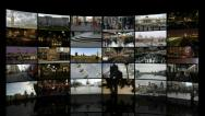 London Collection Stock Footage