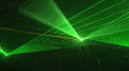 Stock Video Footage of laser light