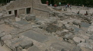 Stock Video Footage of Knossos Palace