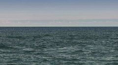 Lake Horizon Stock Footage