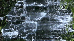 Ramona Falls in Vertical Format Stock Footage